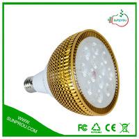 Hybrid Tomato Seed Grow Light For Vegetable 16W LED Grow Bulb With E27/E40 From Sunprou