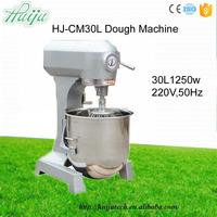 cheap dough mixer/dough mixer in india HJ-CM30L
