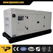 Standby Power 150 kw 185 kva 60 HZ Diesel Generators Powered by Cummins