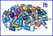 titanium compression springs art and craft compression spring compression clamps springs