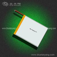 705570 3200mAh rechargeable battery pack for portable dvd player