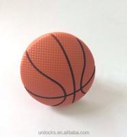 Furniture Hardware Rubber Foot ball Kitchen Drawer Children Knobs(Diameter:40mm)