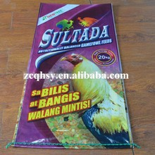 PP woven bird food bags