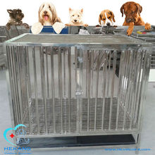 High qualinty Square Tube Stainless Steel Cage For Dog