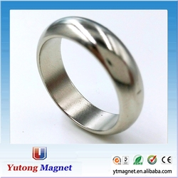 High Performance Multipole Ring Magnet/ Radial Magnetization Ring Magnet/Ring Magnet Half Ring Magnet
