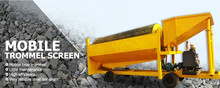 mobile sand washing and separation machine