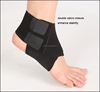 Sports vecro ankle protector, neoprene washable ankle support