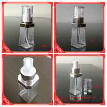 plastic car air freshener spray perfume for cosmetic use or medical use