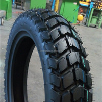 Made In China Tubeless Motorcycle Tire 110/90-16