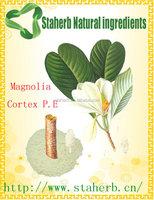 Health product Factory supply pure Natural Magnolia bark extract Magnolol & Honokiol /Total Magnolol