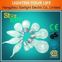 Light Bulb/Incandescent Bulb A19/A21/G45/C35/T22/ST28