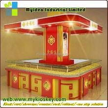 round shape jewlery kiosk design for sale jewelry cabinet hardware