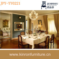 Best Selling High Quality Dining Room Furniture Solid Wood Dining Room Sets