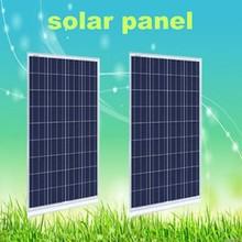 Poly Crystalline Photovoltaic Module / solar panel 100w