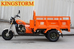 China Supplier Three Wheel Motor Vehicle 150cc/175cc Cheap Adult Three Wheel Cargo Motorcycles