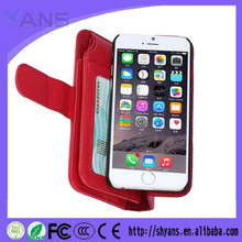 Hot Wallet Case For Apple iPhone 5 5S 5G Magnetic Flip PU Leather Case with Photo Frame Card Holder Smart Stand Skin Bags Cover