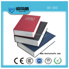 Factory directly supply new products secret dictionary book safe cash box