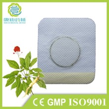 OEM supply 100% natural slimming patch with CE ISO