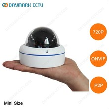 Free UID mobile view 1MP outdoor dome ip mini digital camera