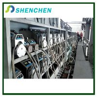 High precision popular cheapest stunner peristaltic pump