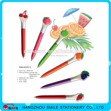 Top Selling Products 2015 raw materials of fruit ballpoint pen