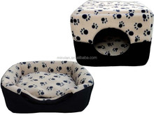 2- in- One Dog Beg Dog house Cat Bed Cat house China supplier
