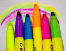 marcador seco Jalea lápiz resaltador marcador sólido marcador resaltador