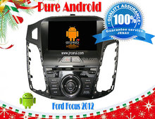 FORD Focus 2012 Android 4.2 car dvd player RDS,Telephone book,AUX IN,GPS,WIFI,3G,Built-in wifi dongle