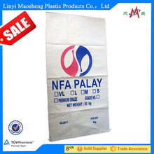 chinese plastic bag 25 kg pp woven bags for animal food supplier