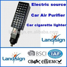 Hot sell products car charge air purifier series EP502 negative ion car air purifier