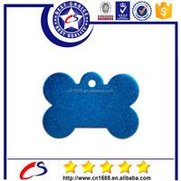 Wholesale cheap blank dog tag with custom design logo