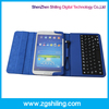 7 8 9 10.1 inch Universal Tablet Case, 180 Degree Inclined Leather Cover Case Keyboard