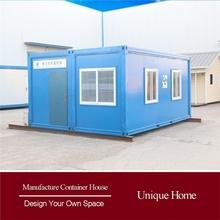 high quality ablution unit steel structural prefab villa homes design