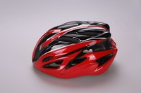 Hot sale PC in-mold bicycle helmet (with 18 air vents )with CE for adult