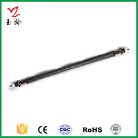 Yuling Straight Fins type 0.5M length bar electric Heating Elements AC 220v 500w
