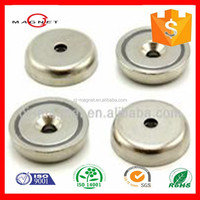 top quality permanent ndfeb magnet buttons for bags