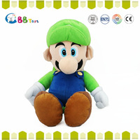 best selling cheap plush my lovely green super mario bros dolls and toys
