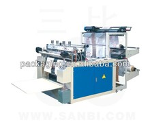 DFR 500 600 700 Computer Heat-sealing and Heat-cutting Bag-making Machine(double lines)