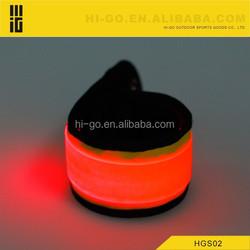 Creative Flashing Snap LED safety light armband