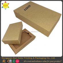 Cell phone packaging box mobile phone packaging box cell phone flash box with cutting foam
