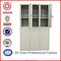 High Quality 6 Door Locker Steel Loker Kabinet Lemari pakaian