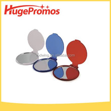 Fashion Round Pocket Compact Mirror Professional For Promotion