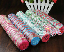 New Arrival Printing Paper Cupcake Liners Baking Cups Muffin Cases 5 Styles