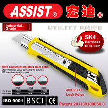 paper machinery round slitting and co-molded easy cut pocket knife exporters