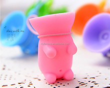 Mobile phone decorations cute pig holder, phone stand made in China