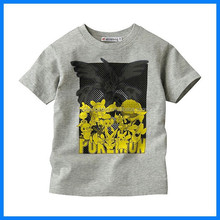 Factory direct sale children's cartoon tshirt, made in China