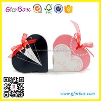 Heart Shaped Gift Acrylic Chocolate Box