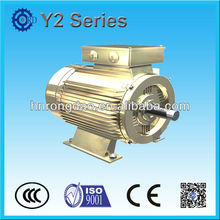 Hot sell y2 ac strong power motor electric with CE and ISO
