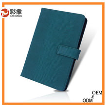 2015 New Retro PU Leather Flip Case for New iPad 5 air Sleep Wake Function stand cover