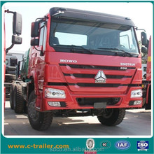 china truck howo tractor head 10 wheeler truck sale